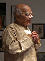Sanskrit teacher Dr. Sharma