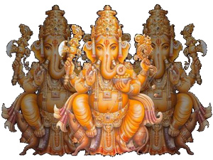 Vedic God Ganesh