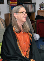 Yoga Society Sanskrit teacher Kiran