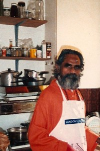 Guruji-cooking