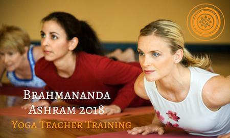 2018 yoga Teacher Training