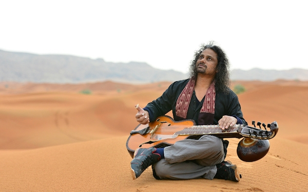 Concert by Poly Varghese @ Yoga Society of San Francisco